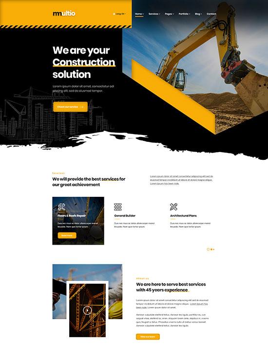 Multio - <cite>Construction</cite>